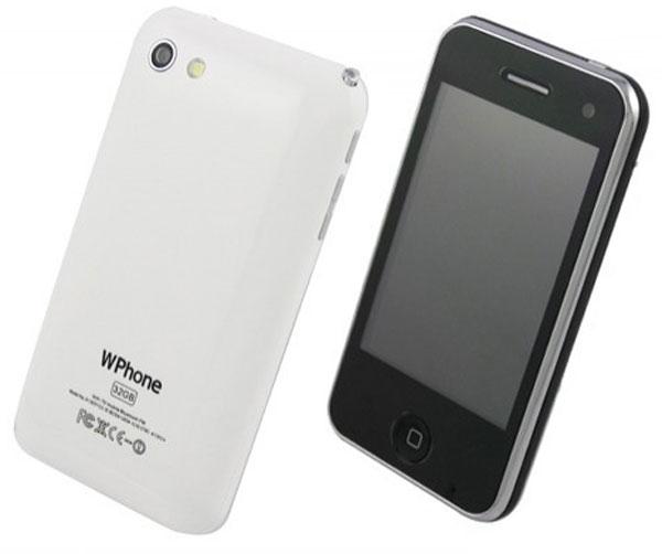 wphone_iphone_clone