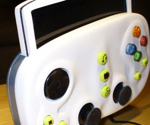 Not So Much Feelin' This Xbox 1080 Portable Concept