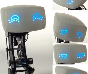 Robot Riding Shotgun: Aida the in-Car Robot Companion
