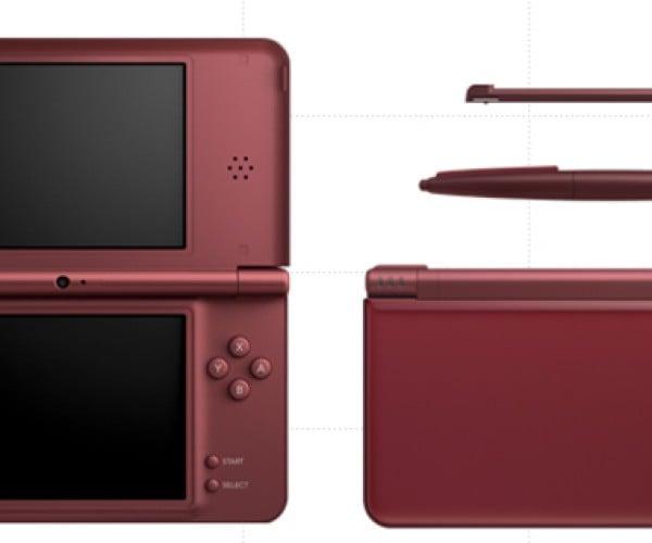 Nintendo Dsi Ll Officially Revealed: Bigger on the Outside, Still the Same Inside