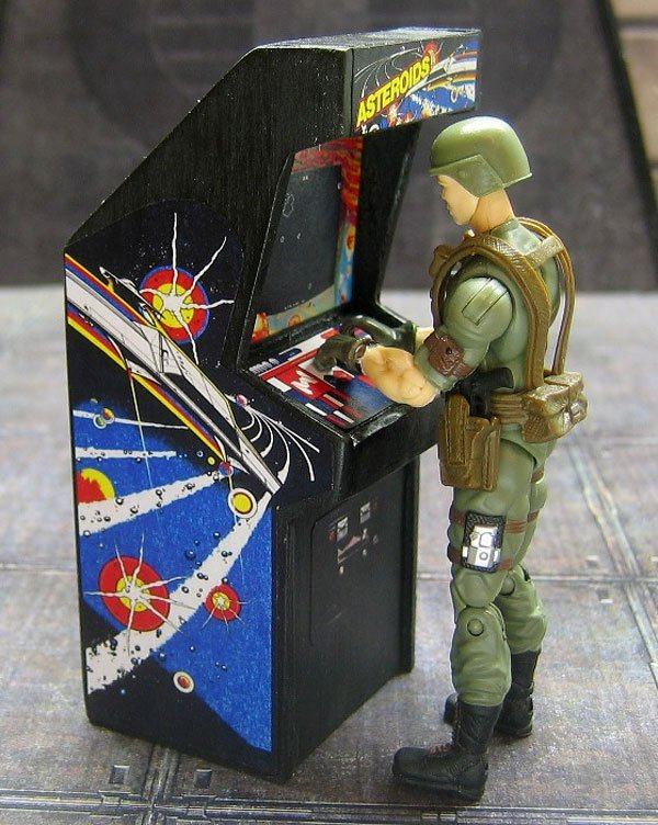 asteroids arcade cabinet - photo #24