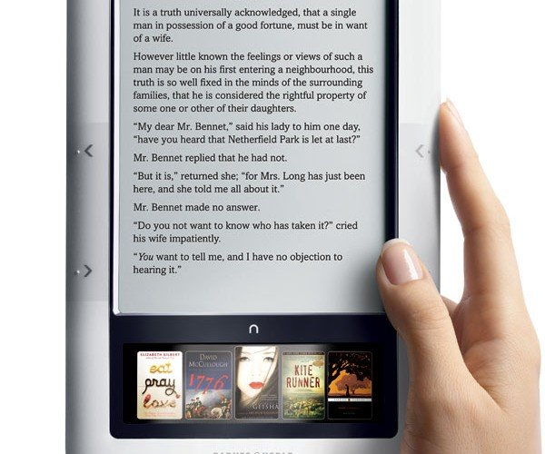 Barnes & Noble Nook Price and Release Date Announced