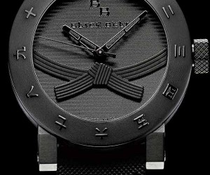 Black Belt Watch: Designed by Black Belts, Only for Black Belts.