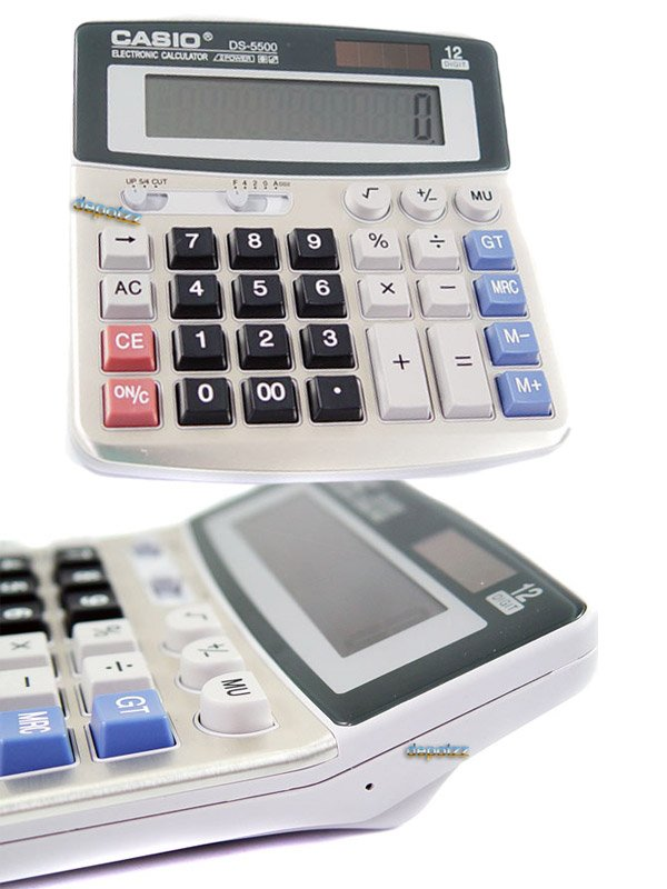 calculator spy cam