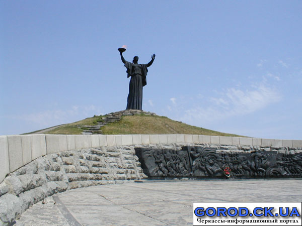 cherkassy glory hill monument 2