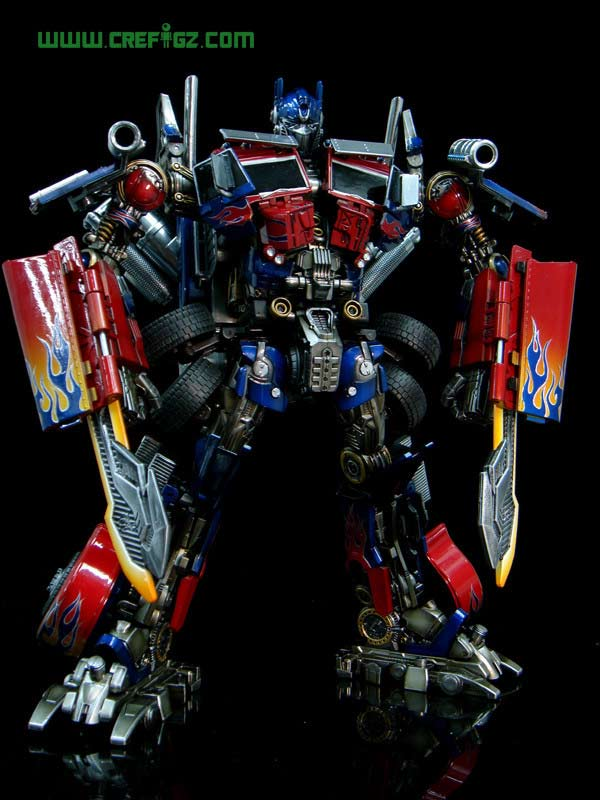 custom rotf optimus prime 1