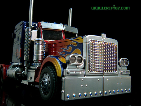 customized rotf optimus prime 2