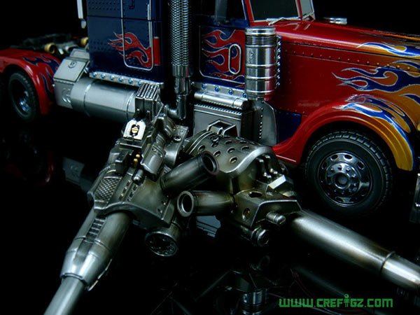 customized rotf optimus prime 3