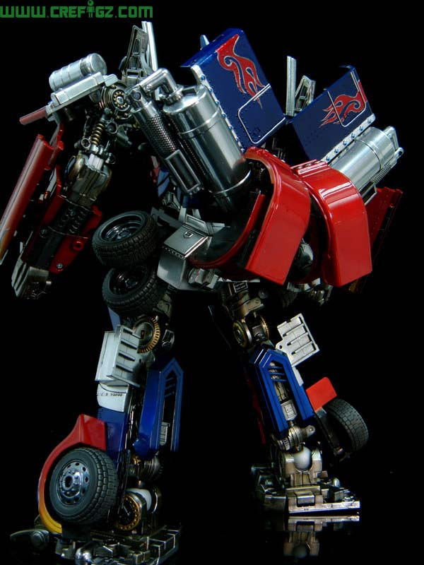 customized rotf optimus prime 4