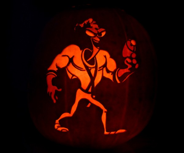 Game Pumpkin Goodness Doesn'T Stop at Zelda