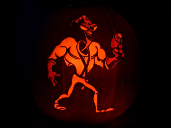 Earthworm Jim, Pumpkin-style