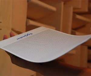 Flexpeaker: Paper-Thin Speakers Could Mean Your E-Newspaper Might One Day Read Itself to You