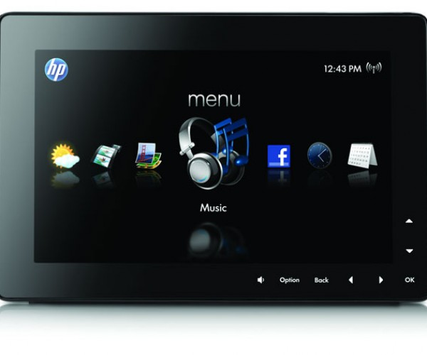 Hp Dreamscreen 100 and 130: Digital Picture Frames on Steroids