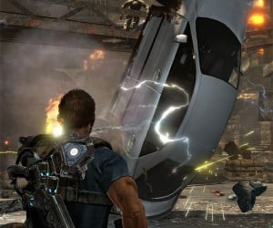 Inversion for Xbox 360 and PS3: It'S All About the Gravity