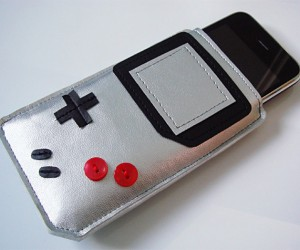 Game Boy and iPod Swallow iPhone