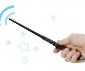 Magic Wand Remote Control Changes Channels With a Flick of the Wrist