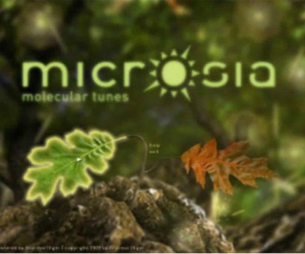 Microsia Makes Molecular Music