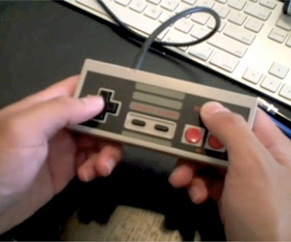 NES Controller Flash Drive is Like Spy Tech for Geeks
