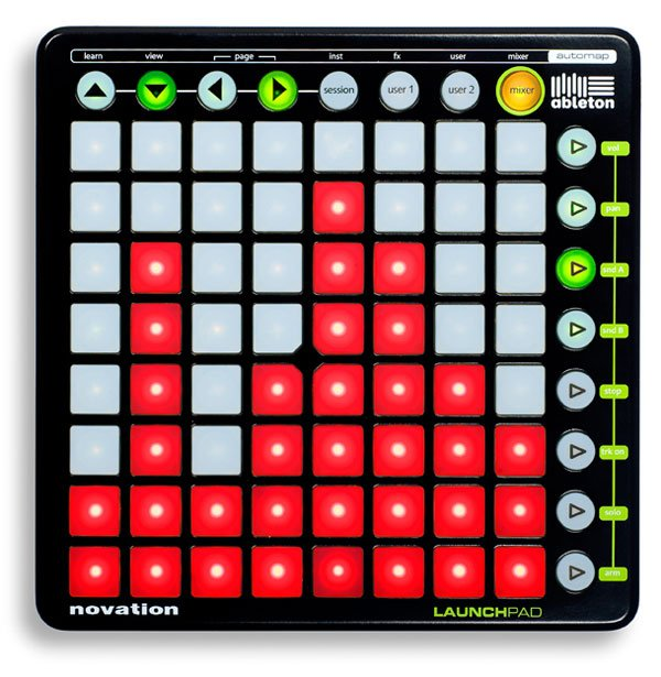 novation_launchpad_ableton_controller