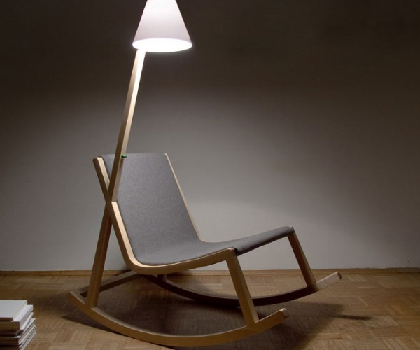 OLED_Rocking_Chair_Lamp