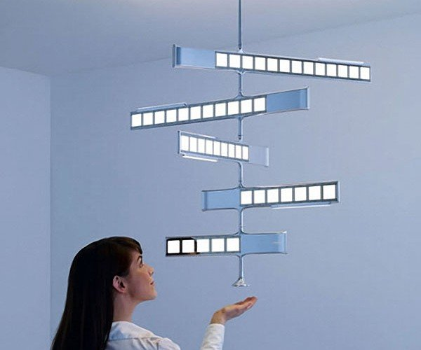 Philips_OLED_Chandelier_Lighting
