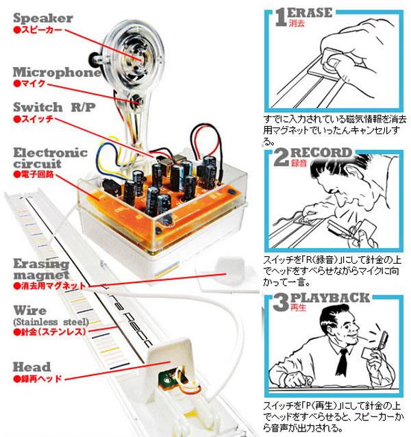 poulsen_wire_recorder_gakken_kit