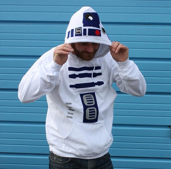 r2d2 hoodie