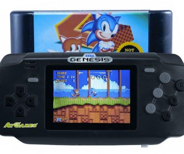 Sega Genmobile: the Genesis Gets Portable (Again)