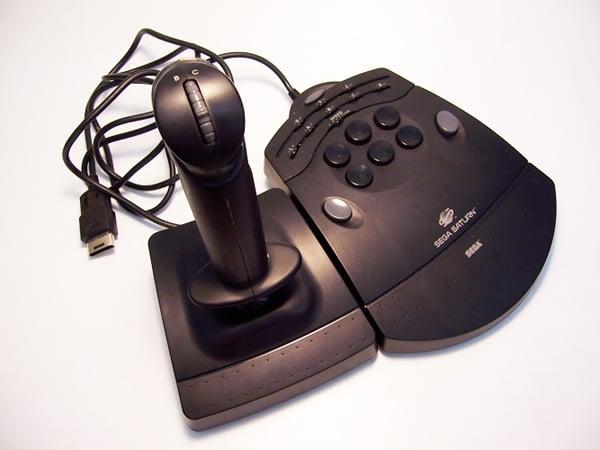 Sega Saturn Joystick