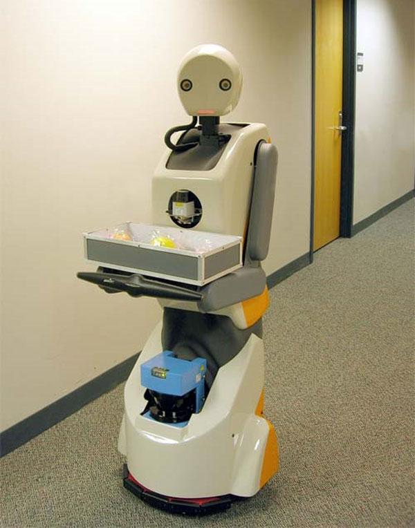 snackbot_snack_robot