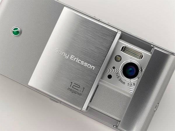 sony ericsson satio camera