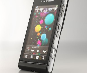 Sony Ericsson Satio Mobile 3g Media Phone Offers Beautiful Touchscreen, Mega Megapixels