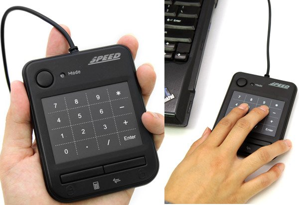 speed usb multitouch pad