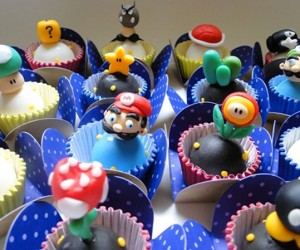 Super Mario Makes for Some Tasty Treats