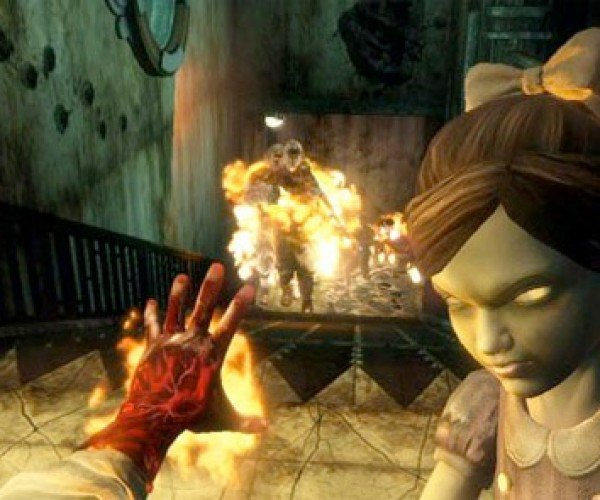 Capture the Sister in Brutal Bioshock 2 Multiplayer