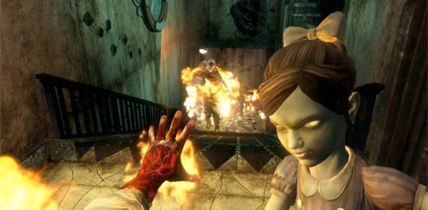 bioshock 2 little sister multiplayer capture the sister