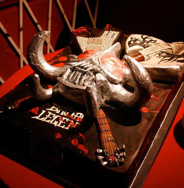 brutal legend cake