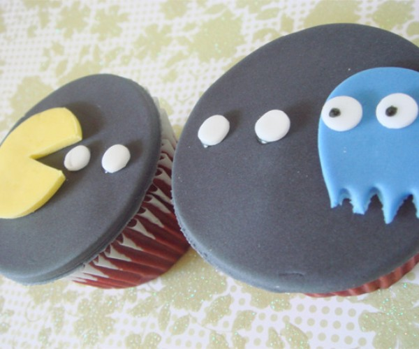 Killer Geek Cupcakes the Easy Way