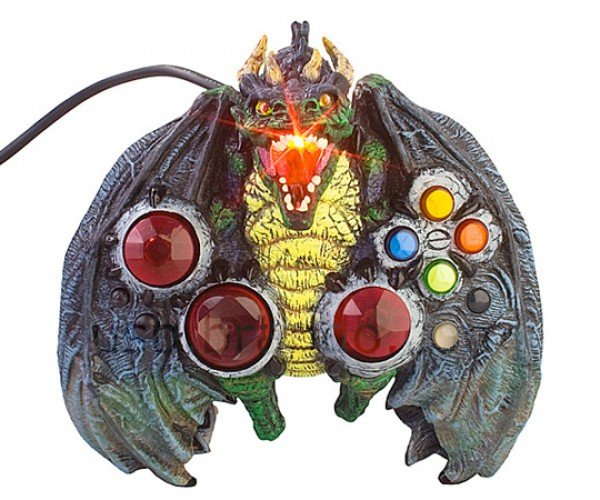 Dragon Controller for People Who Hate Comfort