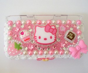 Sweet and Sparkly Nintendo Ds Lite Case