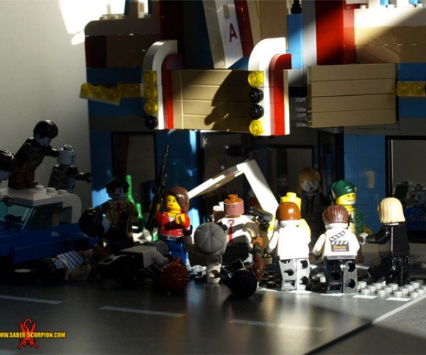 Briiiiicks in LEGO 4 Dead