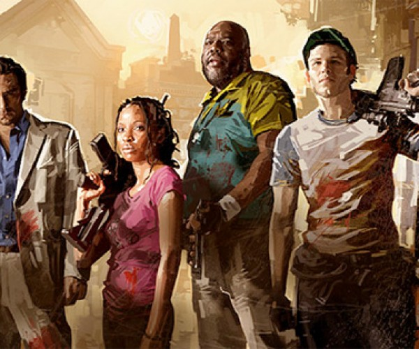 Scavenging for New Ways to Die in Left 4 Dead 2