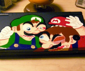 This Dsi is All About Brotherly Love