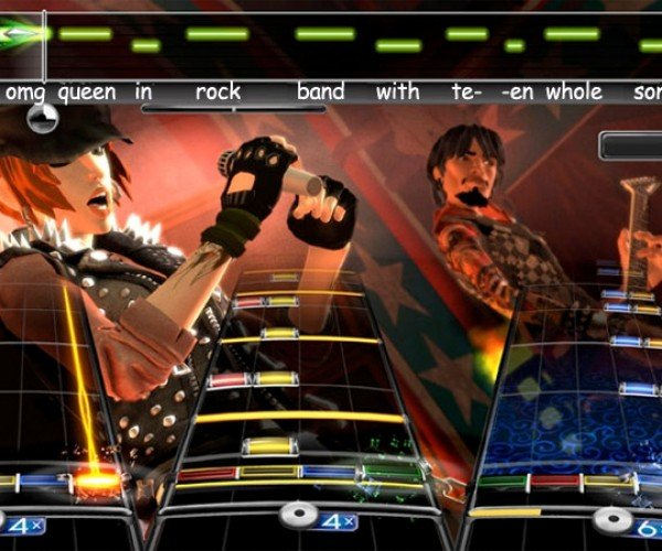 Queen Ready to Reign Over Rock Band