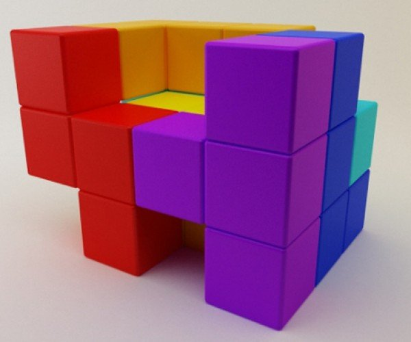 Line Breaks Won't Cause Tetris Chair to Vanish From Under You
