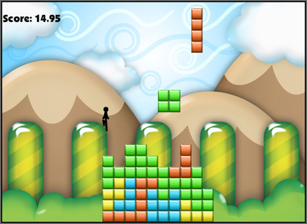 tetris d