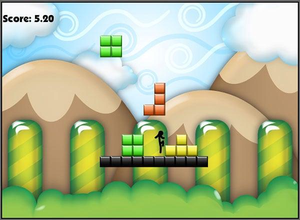 tetris d tetris platformer