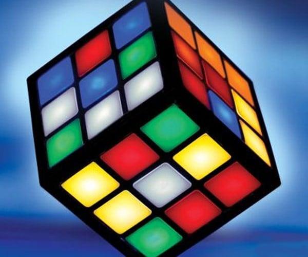 Touchscreen Rubik's Cube: Surprisingly More Backasswards Than the Plain Version