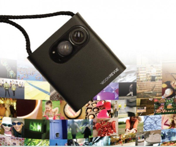Vicon Revue Camera Automatically Takes Pictures of User'S Day: a Photographic Twitter