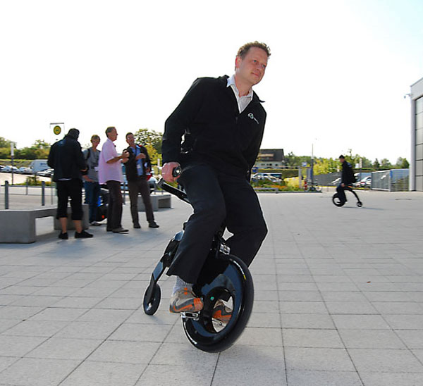 yikebike_in_action